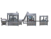 Production Line For High Viscosity Products